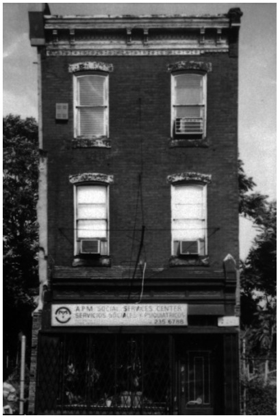 APM's first headquarters