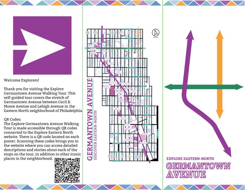 Germantown Avenue Brochure Guide