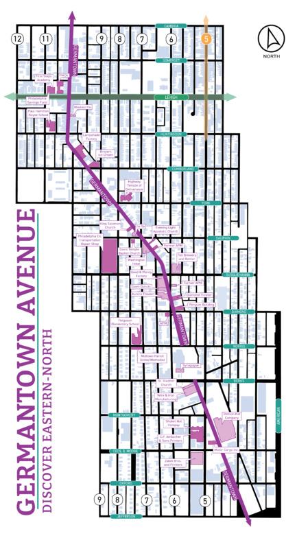 Explore Germantown Avenue Final Map