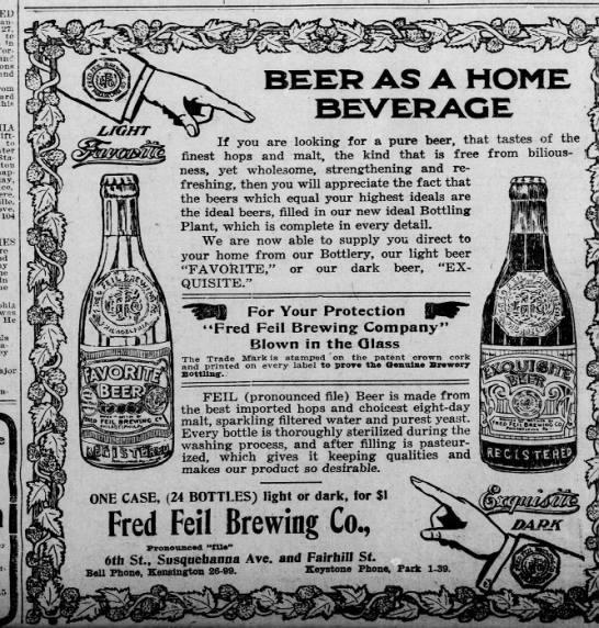 Feil Brewery