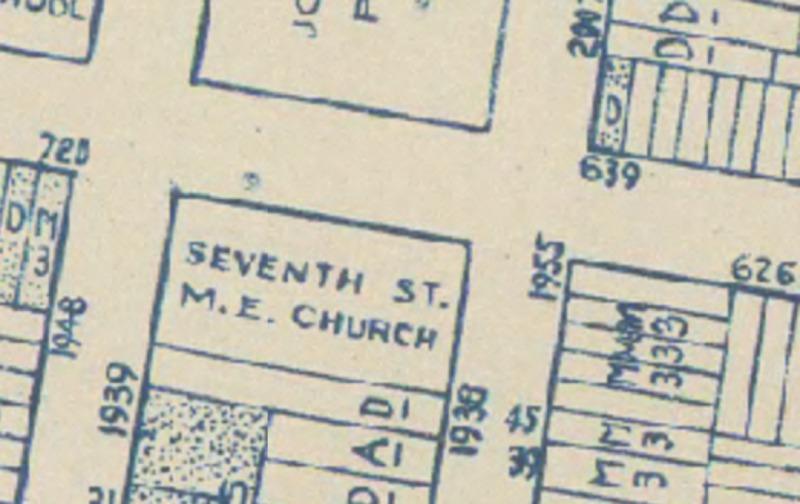 Midtown Parish Land Use Map