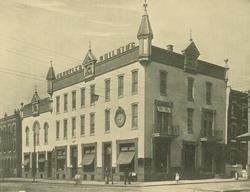 Schuyler Building Original Photo