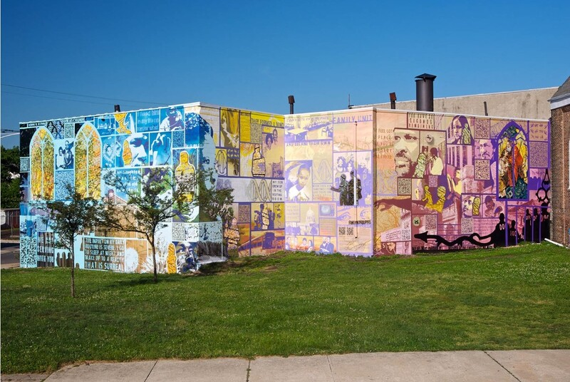 Davis mural