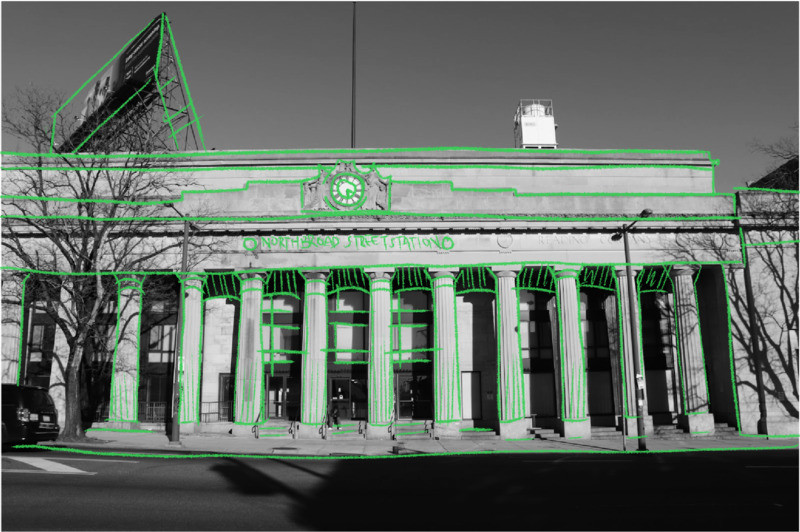 Huntingdon/North Broad Street Station