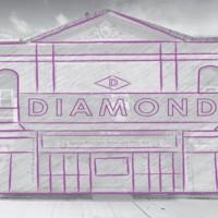 Diamond Theater Illustration