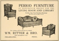 Ritter Furniture Ad